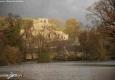 Sienne en crue: Abbaye de Hambye