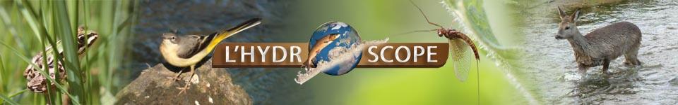 Logo de l'hydroscope